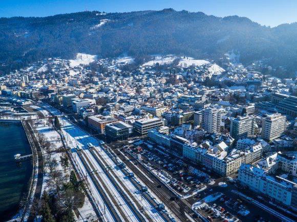 Architekt Roland Gnaiger kritisiert die Pläne für das Bregenzer Seestadtareal heftig.