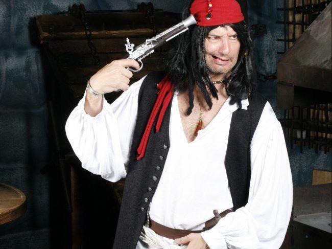"""Piratenkostüm aus """"Spack Jarrow"""""""