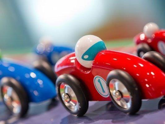 Am Samstag darf beim Spielzeugflohmarkt im Citygate munter gestöbert werden