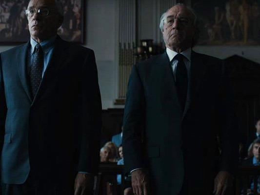"""Robert De Niro als Finanzbetrüger Bernie Madoff in """"The Wizard of Lies"""""""