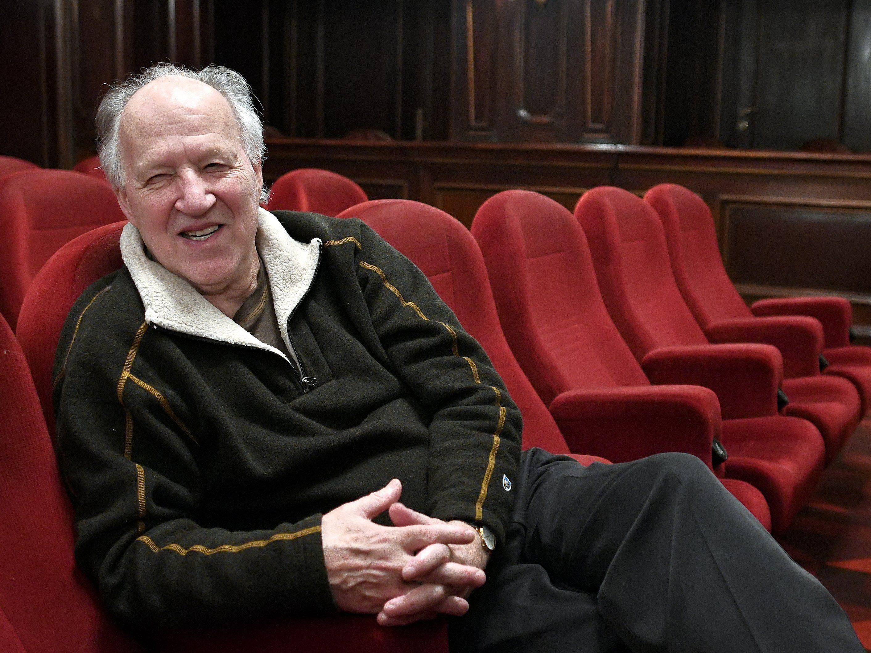 Regisseur zu Gast und im Interview im Wiener Metro Kino
