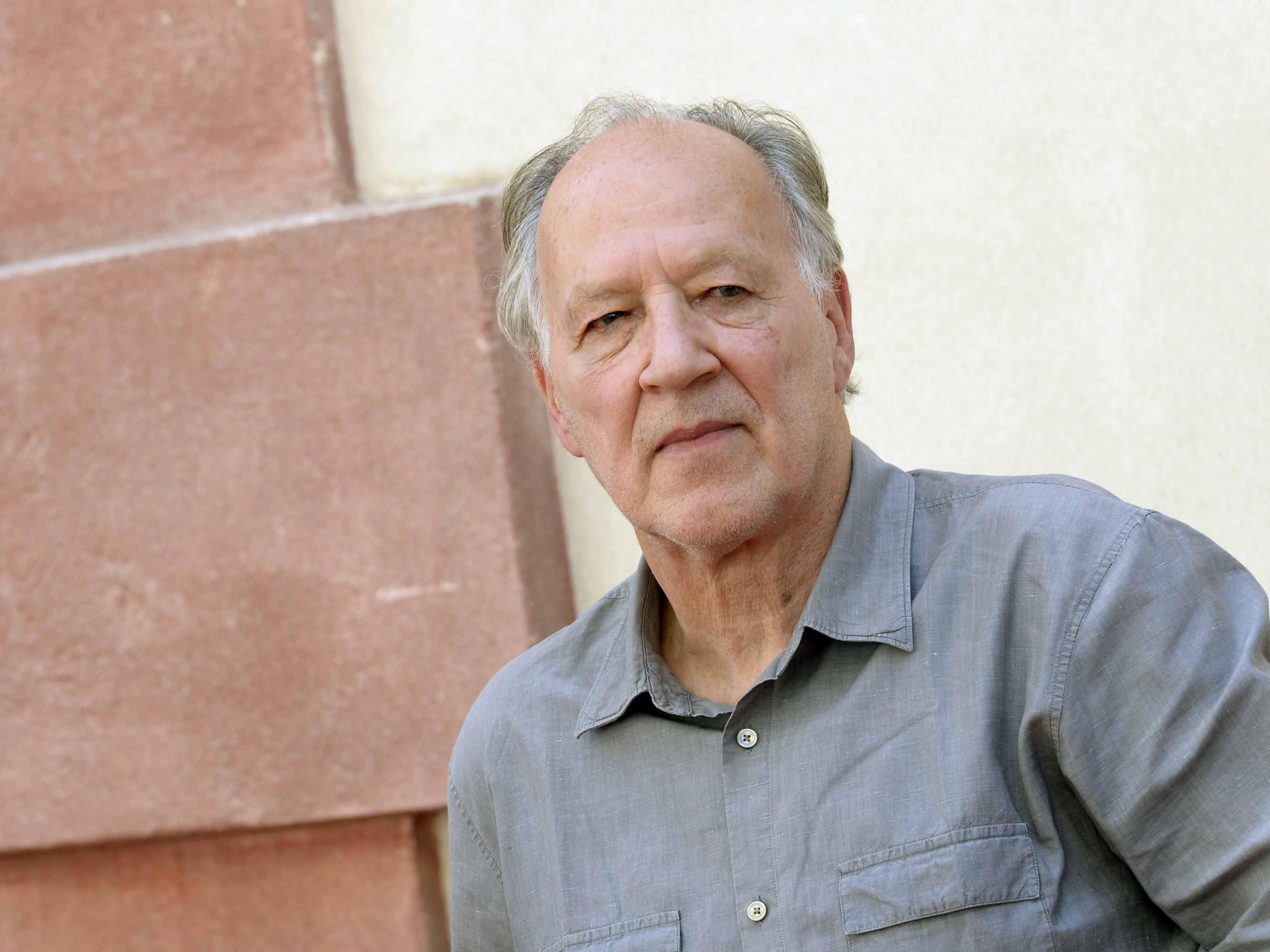 Filmemacher Werner Herzog wird seine große Retrospektive in Wien selbst eröffnen