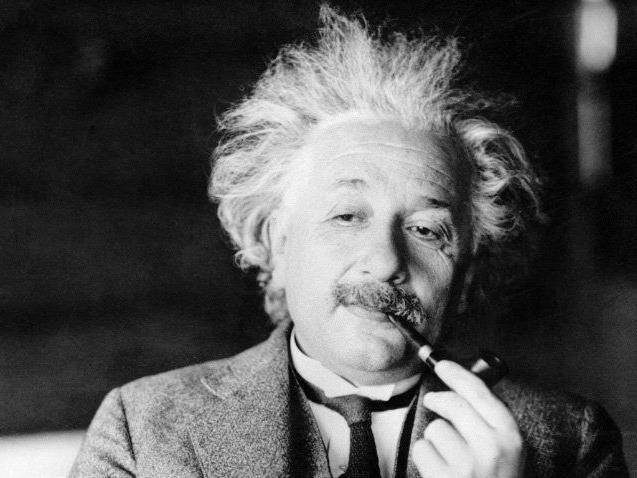 Albert Einsteins lag vermutlich zwischen 160 und 180.