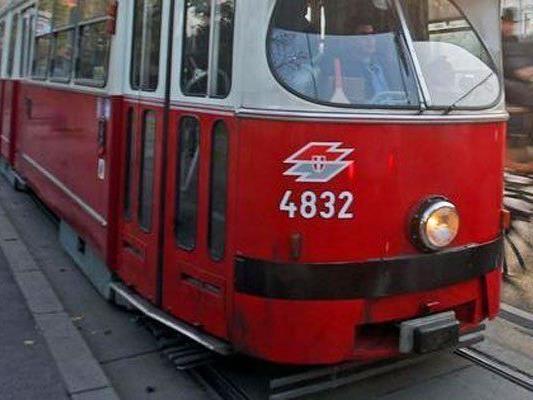 Auf der Linie 33 gab es am Montag einen schweren Unfall.