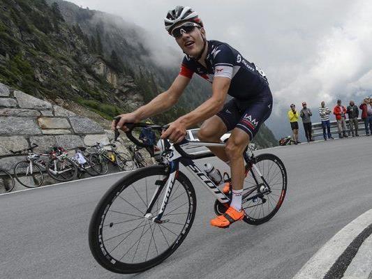Matthias Brändle nimmt derzeit an der Vuelta a San Juan in Argentinien teil.