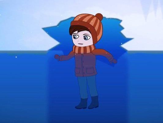 Der Samariterbund gibt Tipps, falls man ins Eis einbricht.