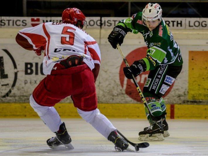 Lucas Loibnegger wurde am Kiefer verletzt