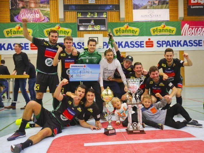 Lauterach erstmals Masterssieger