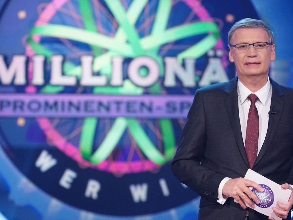"""Günther Jauch moderiert seit vielen Jahren """"Wer wird Millionär"""" auf RTL."""
