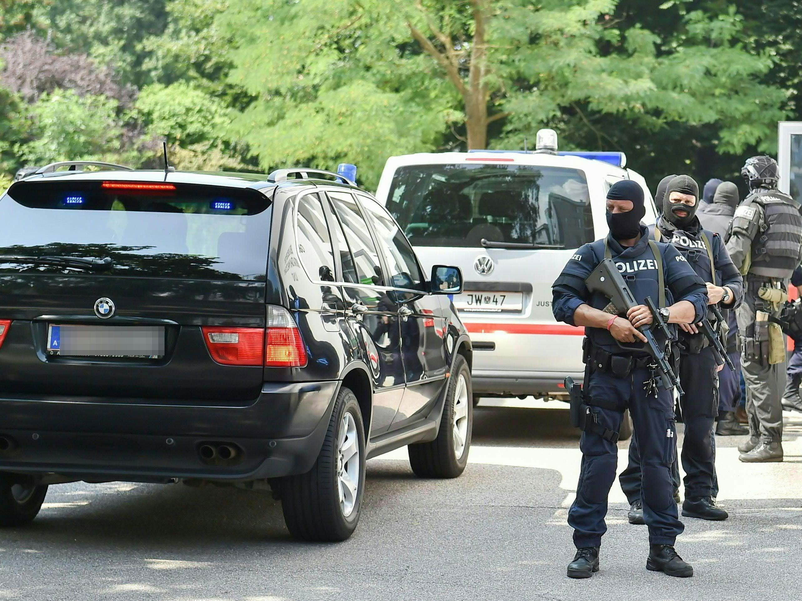 Immer wieder gab es Fälle zum Thema Jihadismus in Österreich
