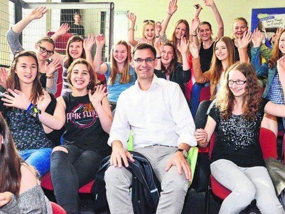 Das Land Vorarlberg setzte bei der Ausarbeitung des Gesetzes auf die Beteiligung von rund 1100 Jugendlichen