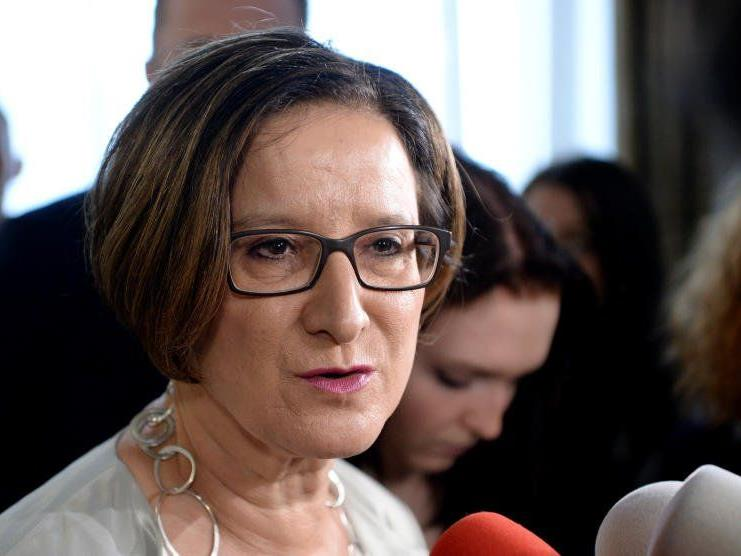 Ehemalige Innenministerin Prölls Wunsch-Nachfolgerin