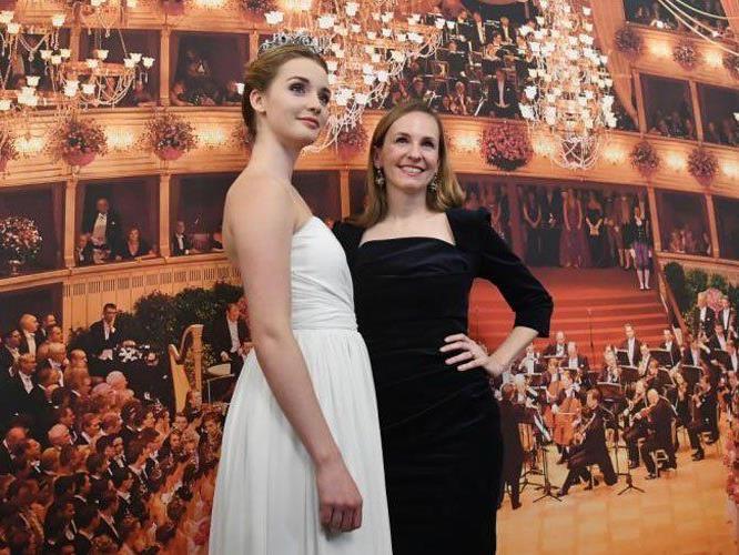 Debüt - auch für Organisatorin Maria Großbauer.