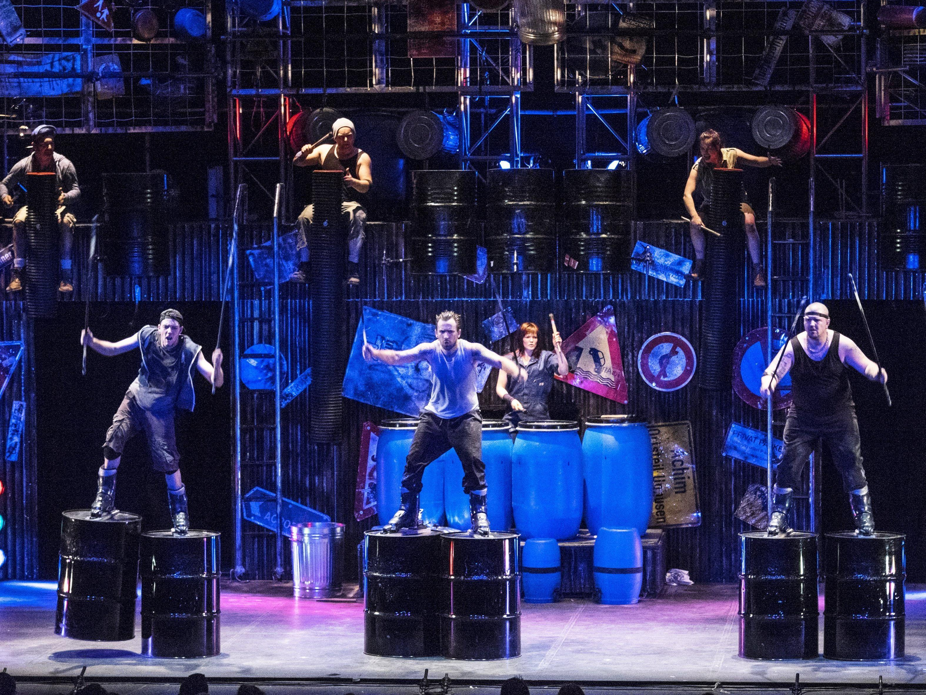 STOMP, der Kassenmagnet aus London und New York kommt vom 2. bis 5. Februar ins Festspielhaus Bregenz. VOL.AT verlost Tickets!