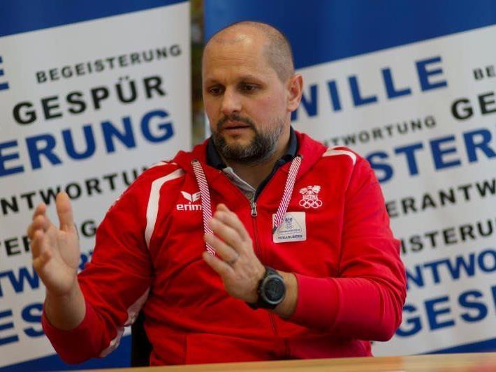 GF Sebastian Manhart hofft mit seinem Team auf eine Olympiamedaille
