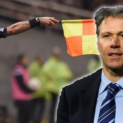 Fifa-Direktor Marco van Basten schließt eine Abschaffung der Abseitsregel nicht aus.