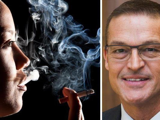 Das land Vorarlberg würde ein Rauchverbot für unter 18-Jährige unterstützen.