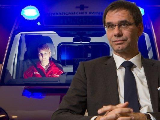 Der Rettungsfond zur Finanzierung der Hilfs- und Rettungsdienste in Vorarlberg enthält heuer 6,6 Millionen Euro.