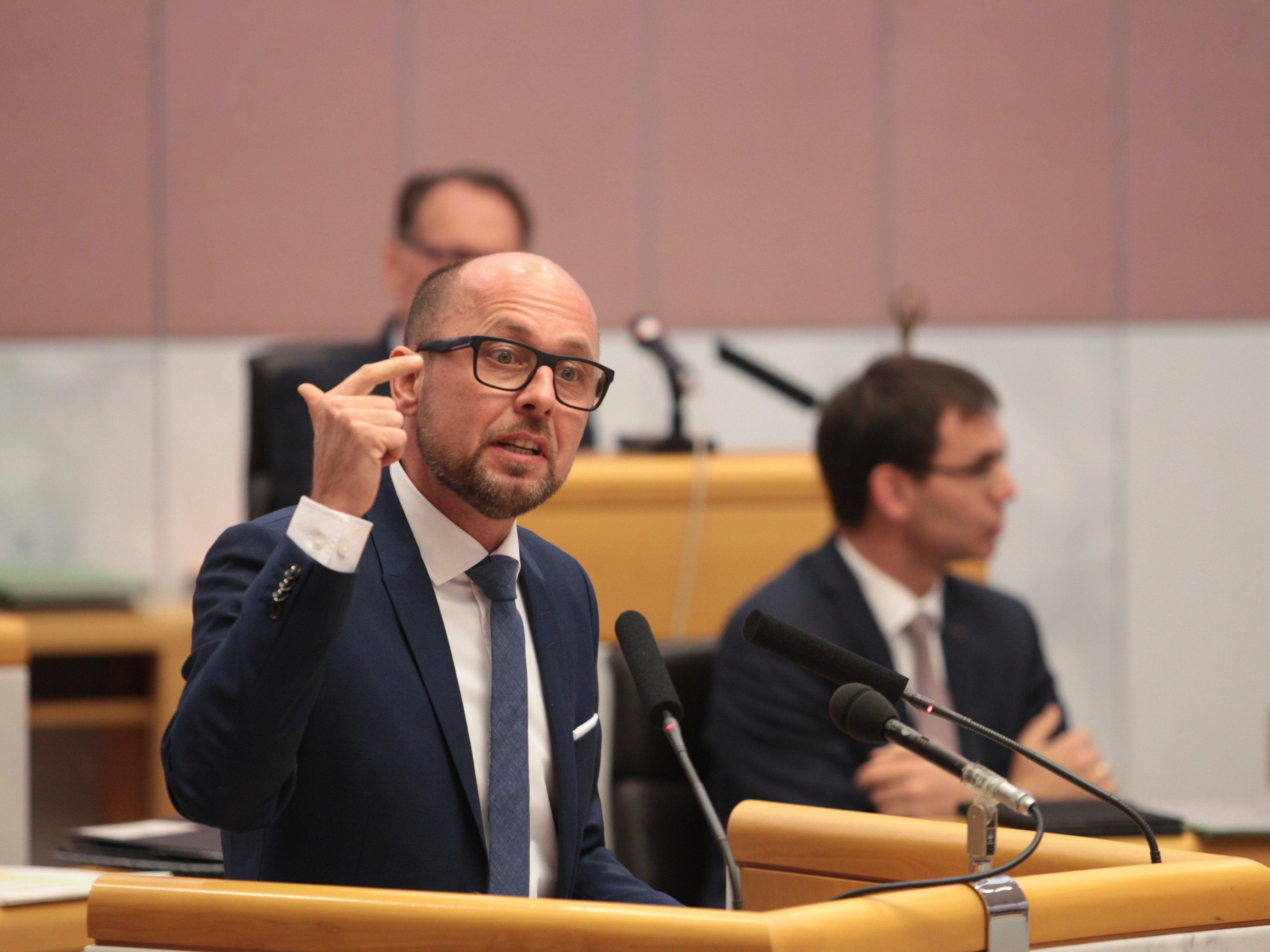 Ex-SPÖ-Chef Michael Ritsch sieht die Zeit reif für Neuwahlen.