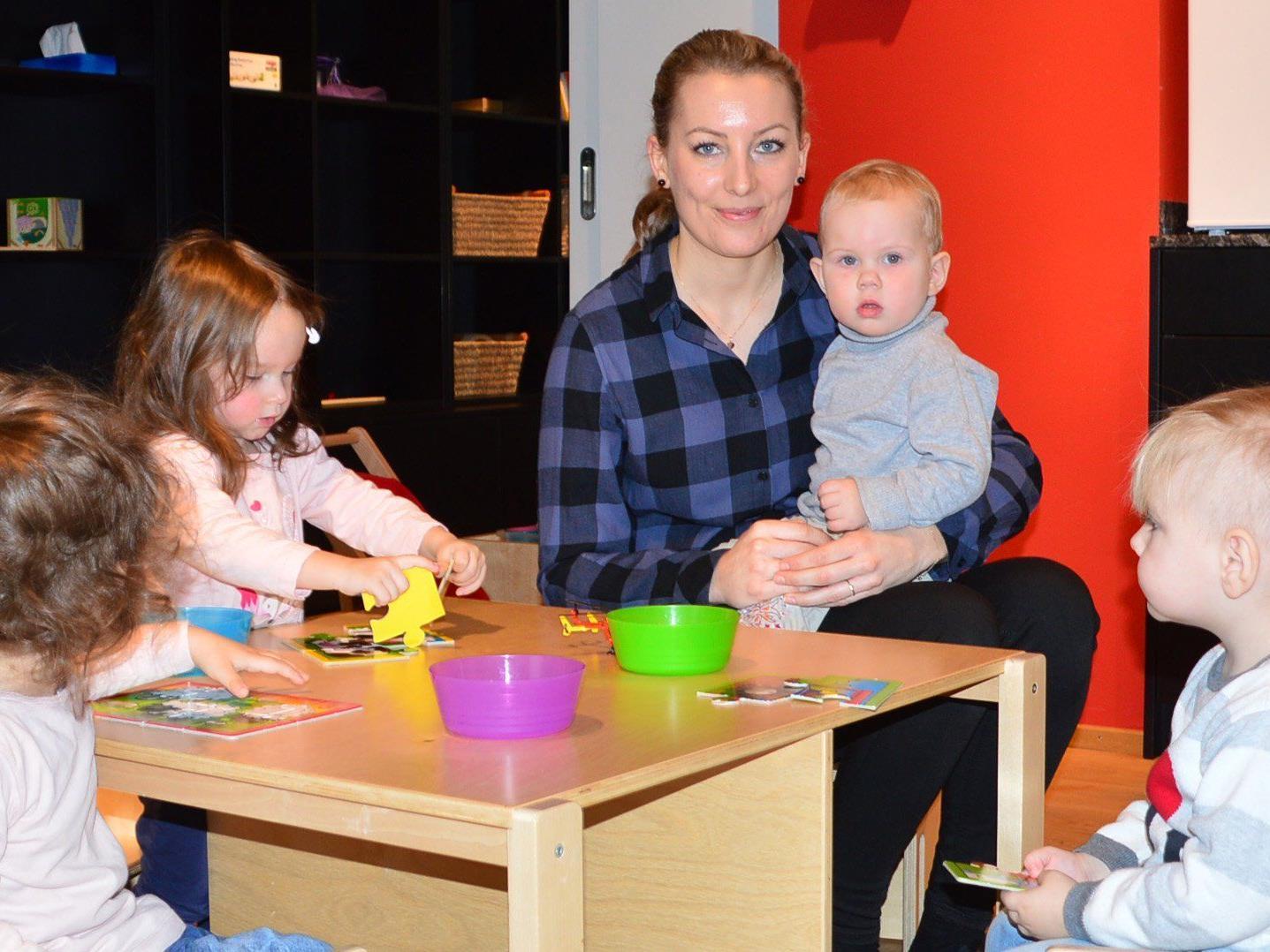 Mehr Betreuungsplätze für Kleinkinder in Rankweil.