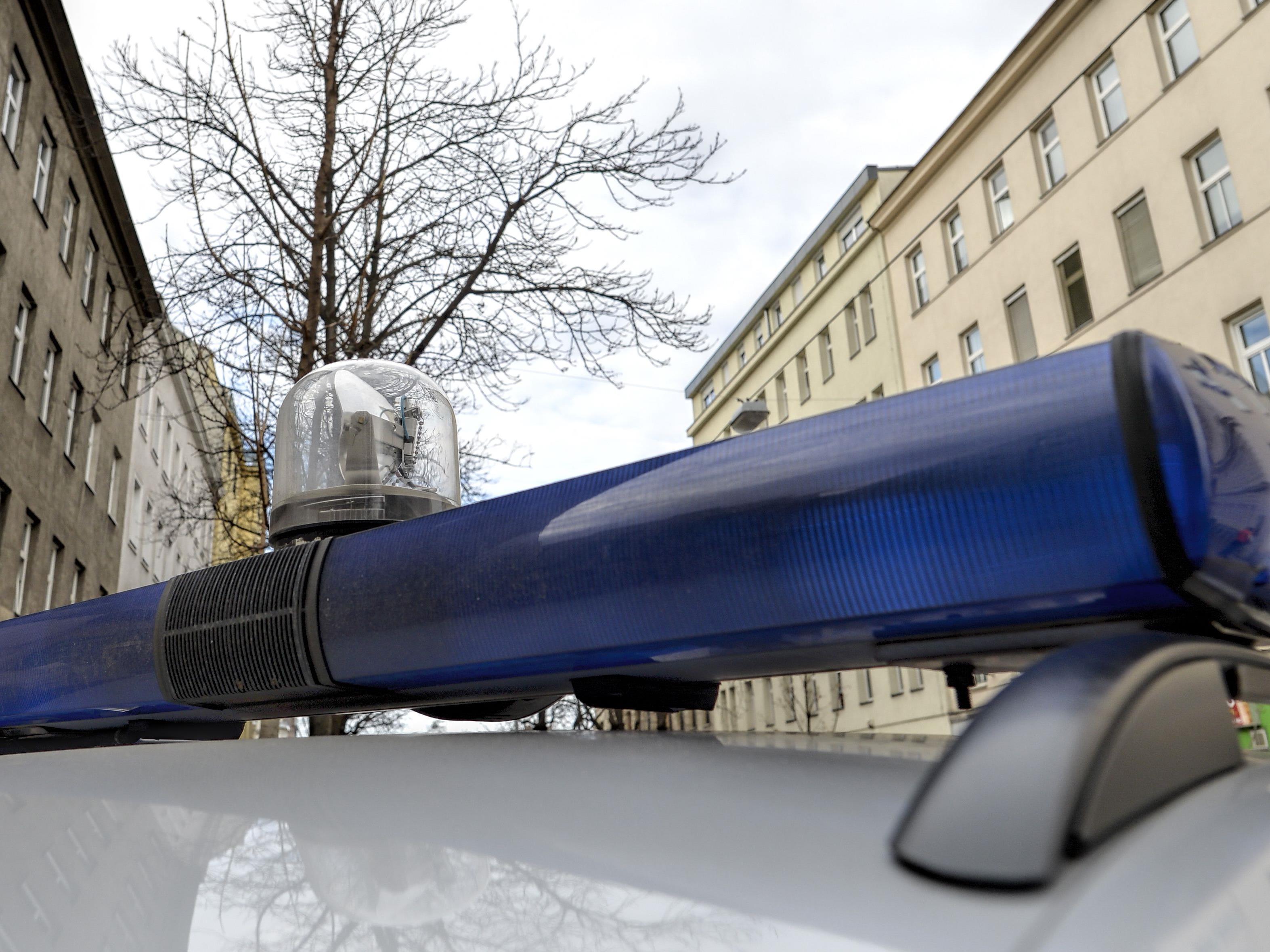 Zwei Zeugen stellten einen Räuber in Wien-Favoriten.