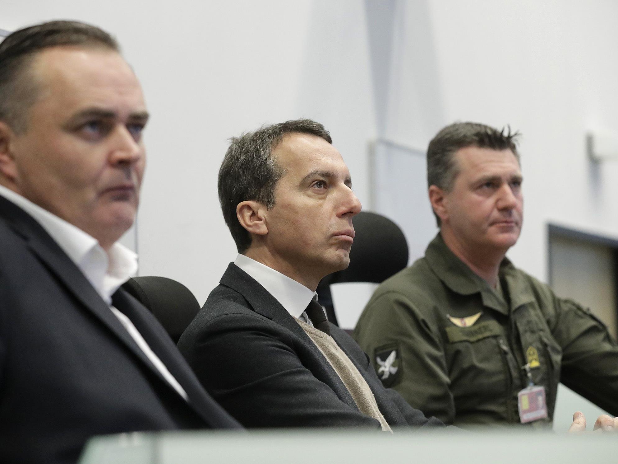 Doskozil will Sicherheitsrat Anzeige gegen Airbus und Vergleich aus 2007 offenlegen.