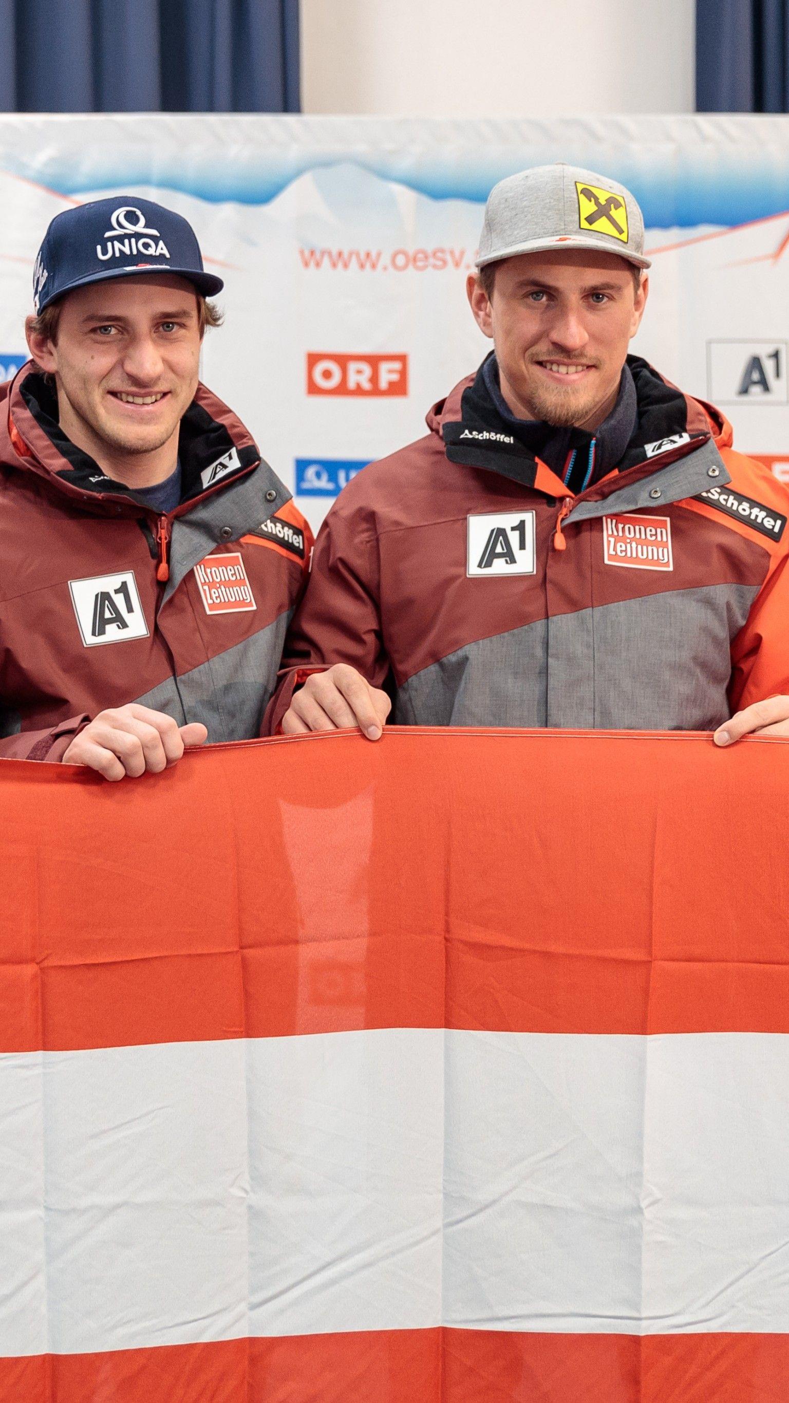 Österreich hofft auf die erste Herren-Medaille bei dieser WM.