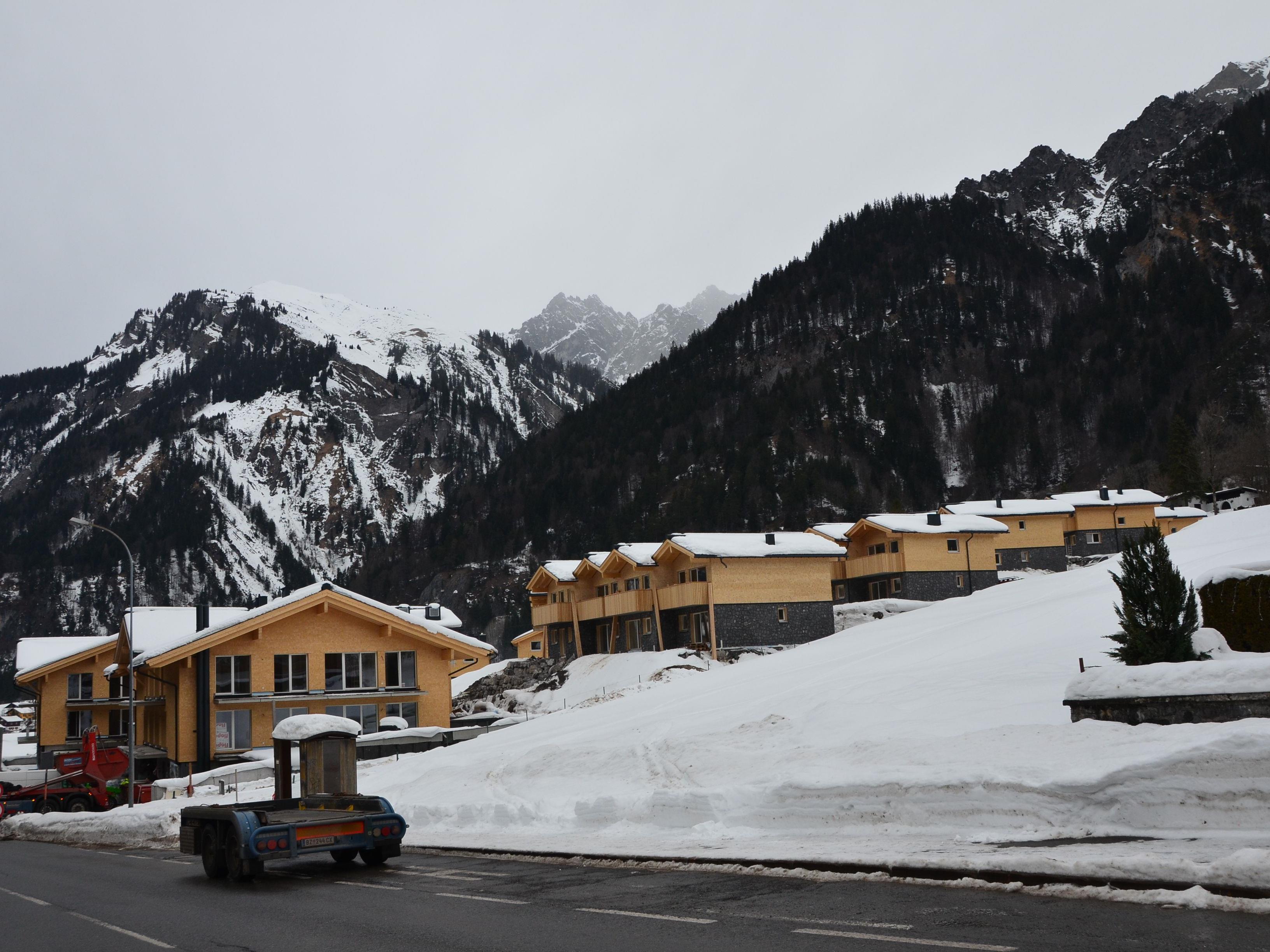 Arlberg-Chalets