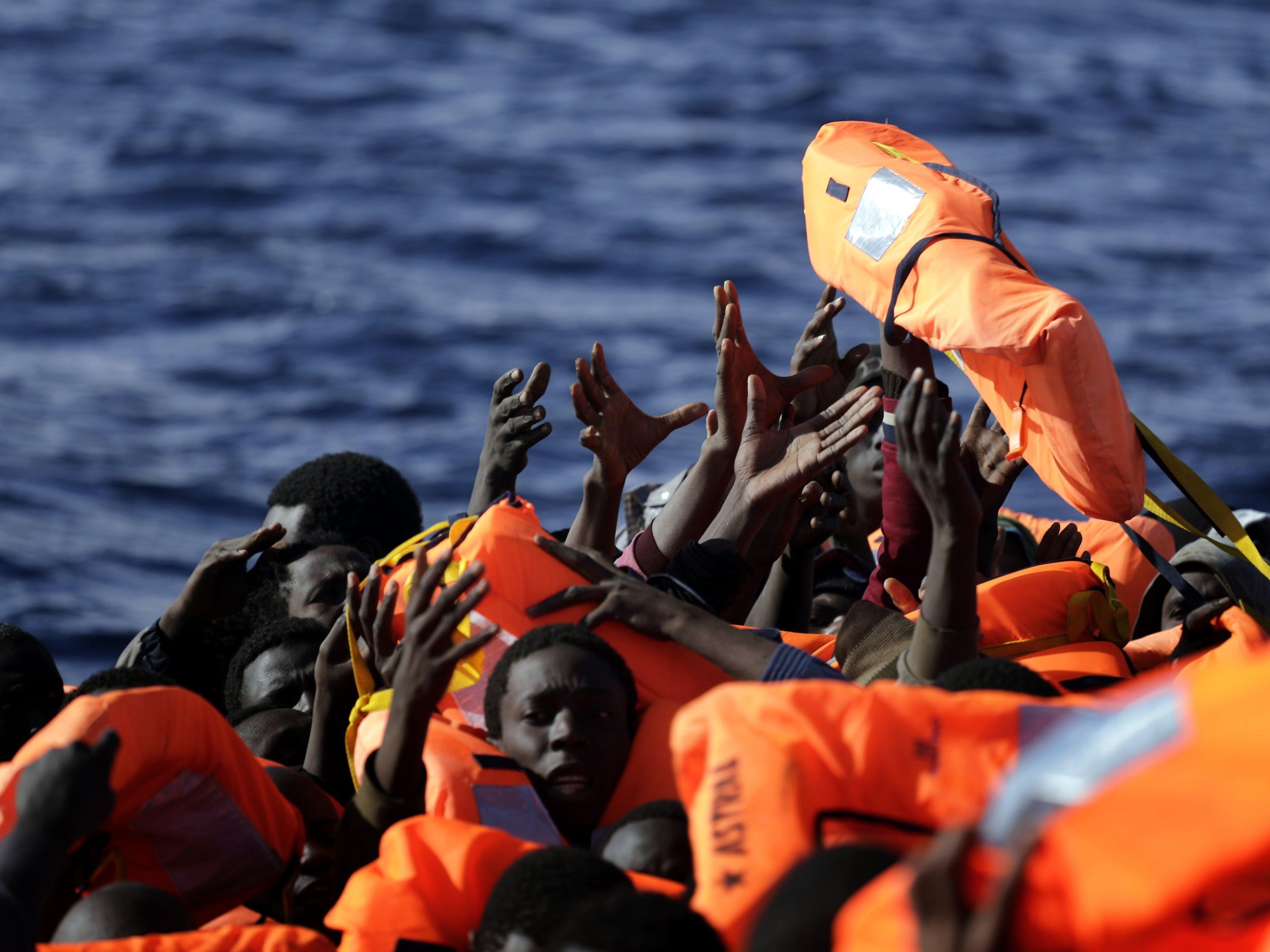 Die Flüchtlingskrise ist Topthema auf dem Treffen der 28 EU- Staats- und Regierungschefs am Freitag.