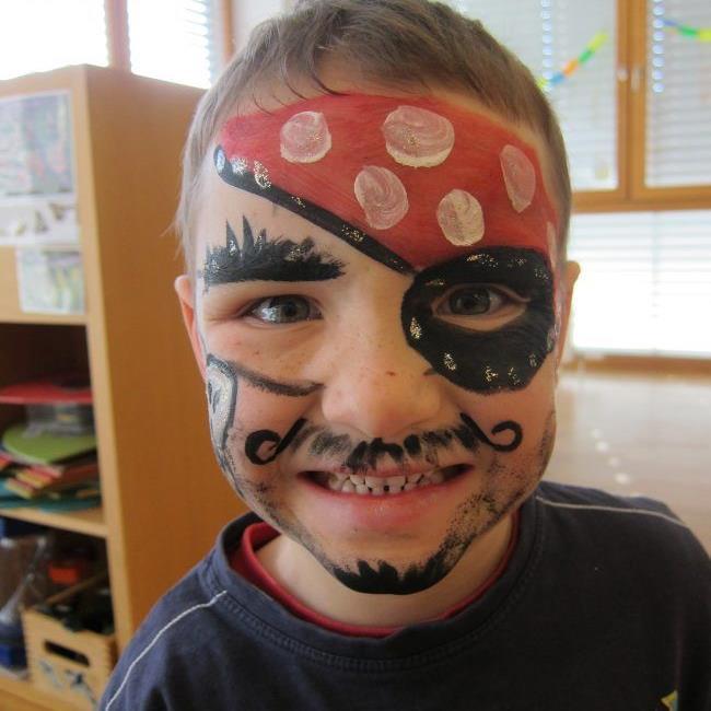 """Derzeit steht unser Kindergartengeschehen ganz unter dem Motto """"Piraten"""""""