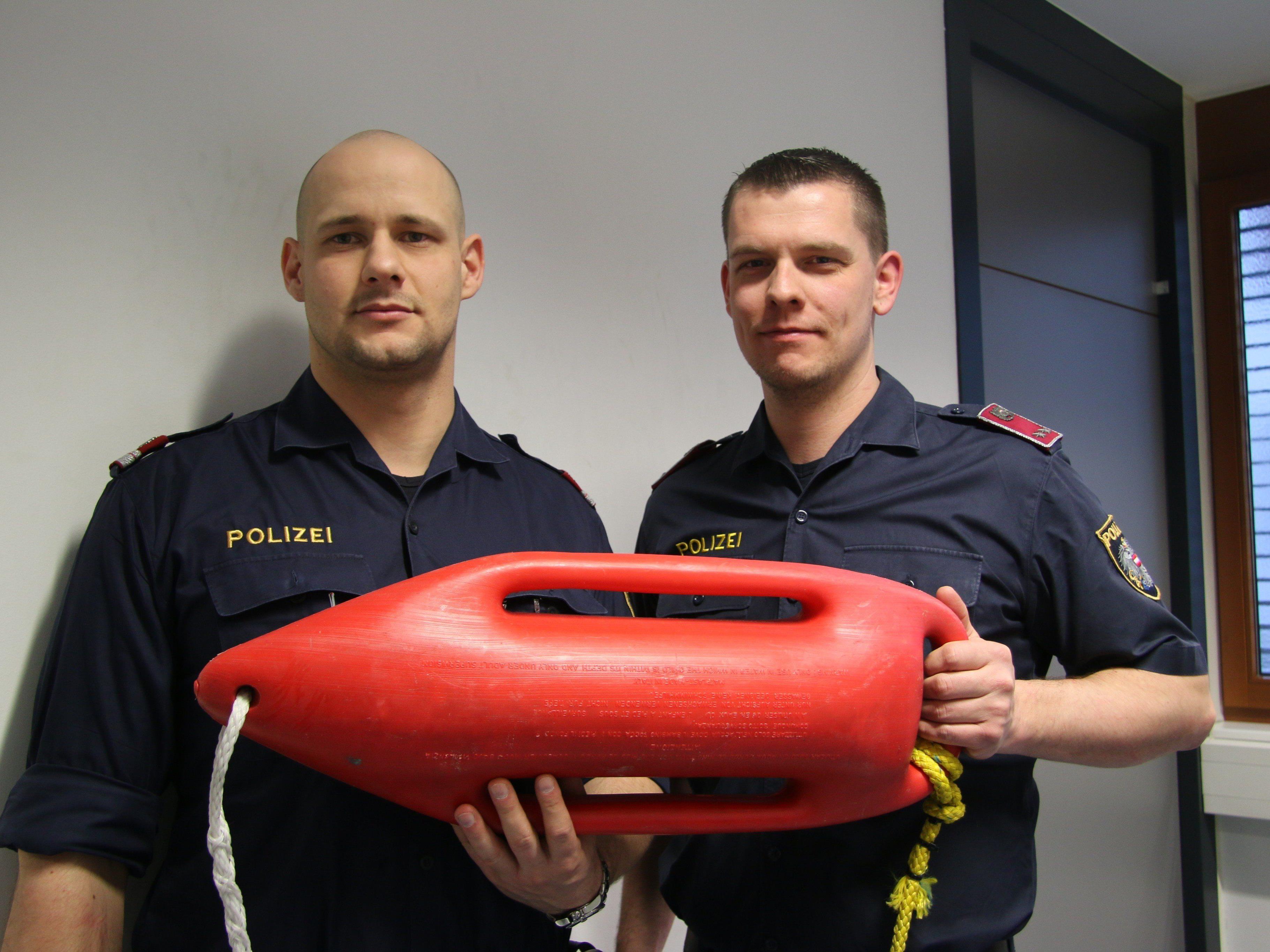 Bernhard Martin (links) und Markus Süß (rechts)