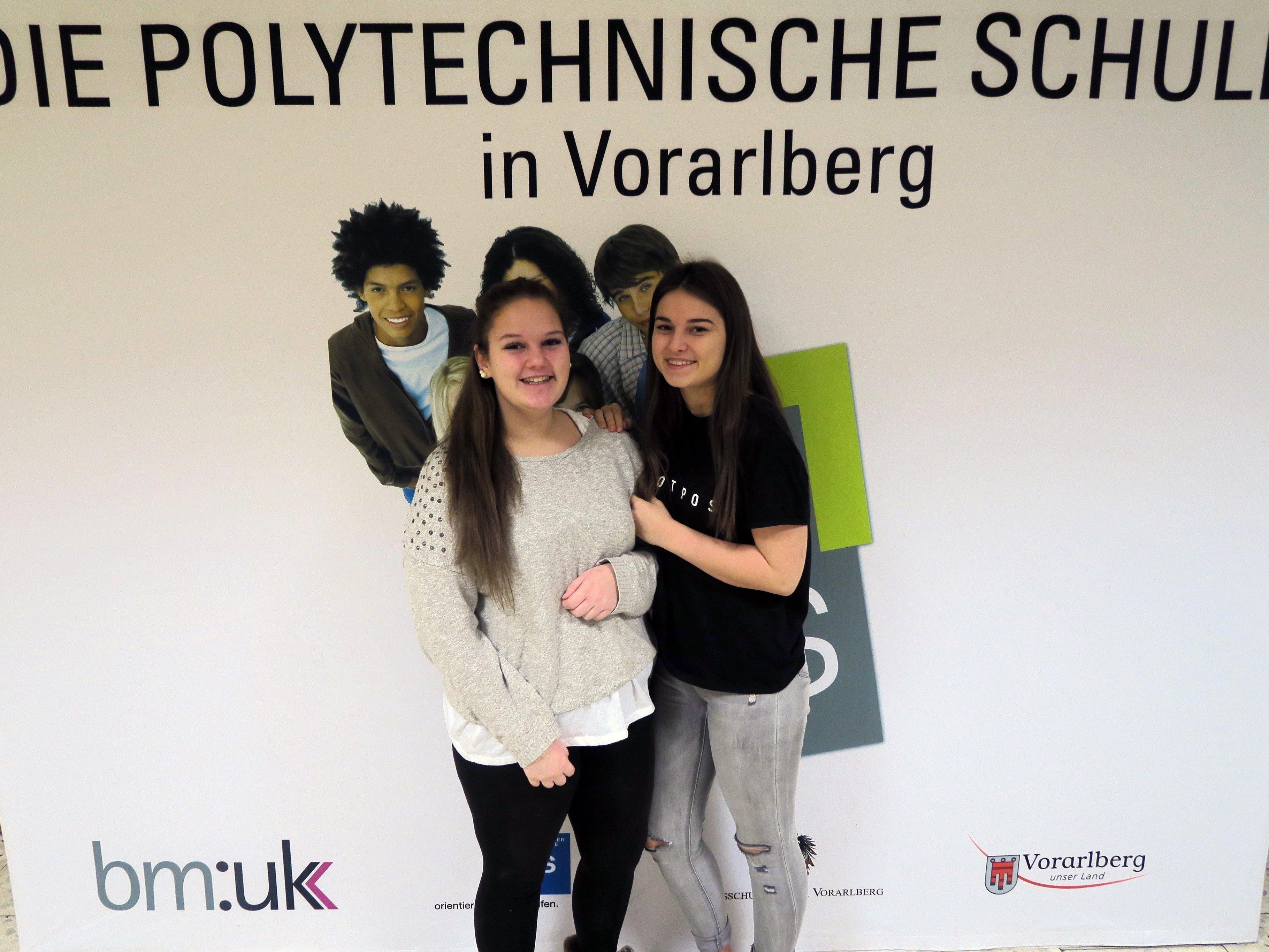 Insgesamt 182 Mittelschüler besuchten an diesem Vormittag die PTS Dornbirn.