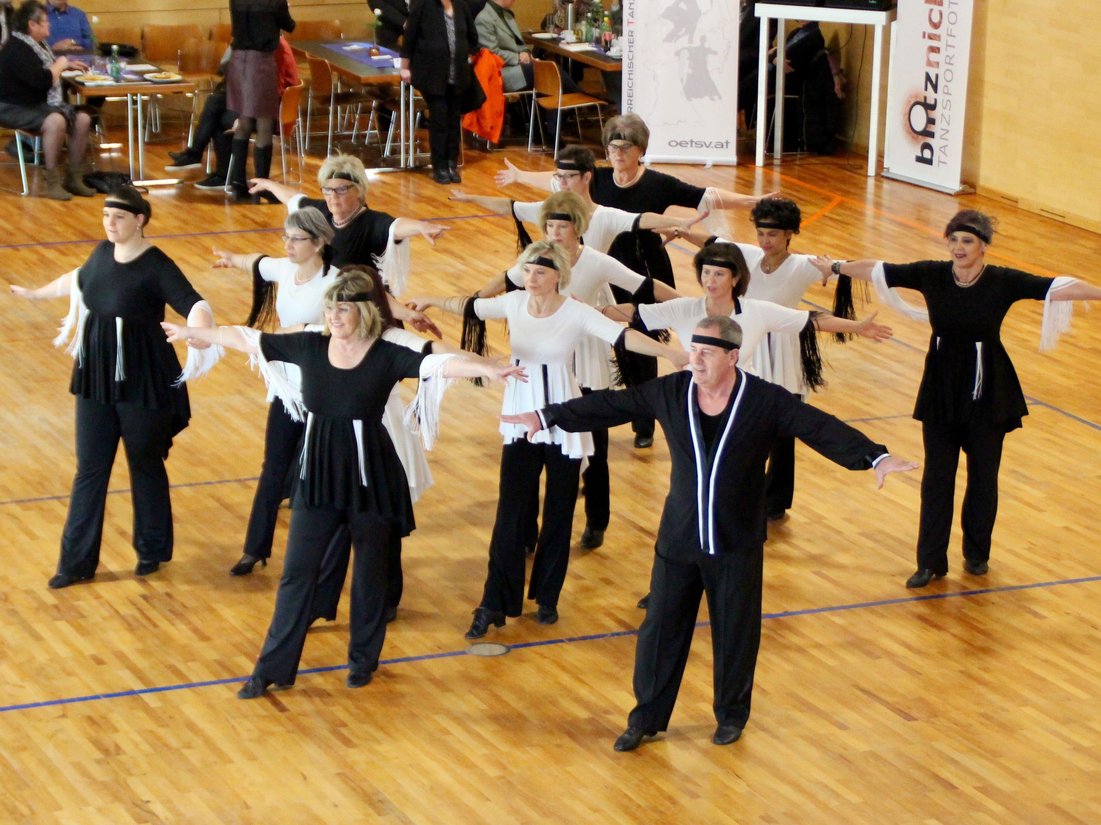 Auftritt beim WestDance 2017 in Hohenweiler