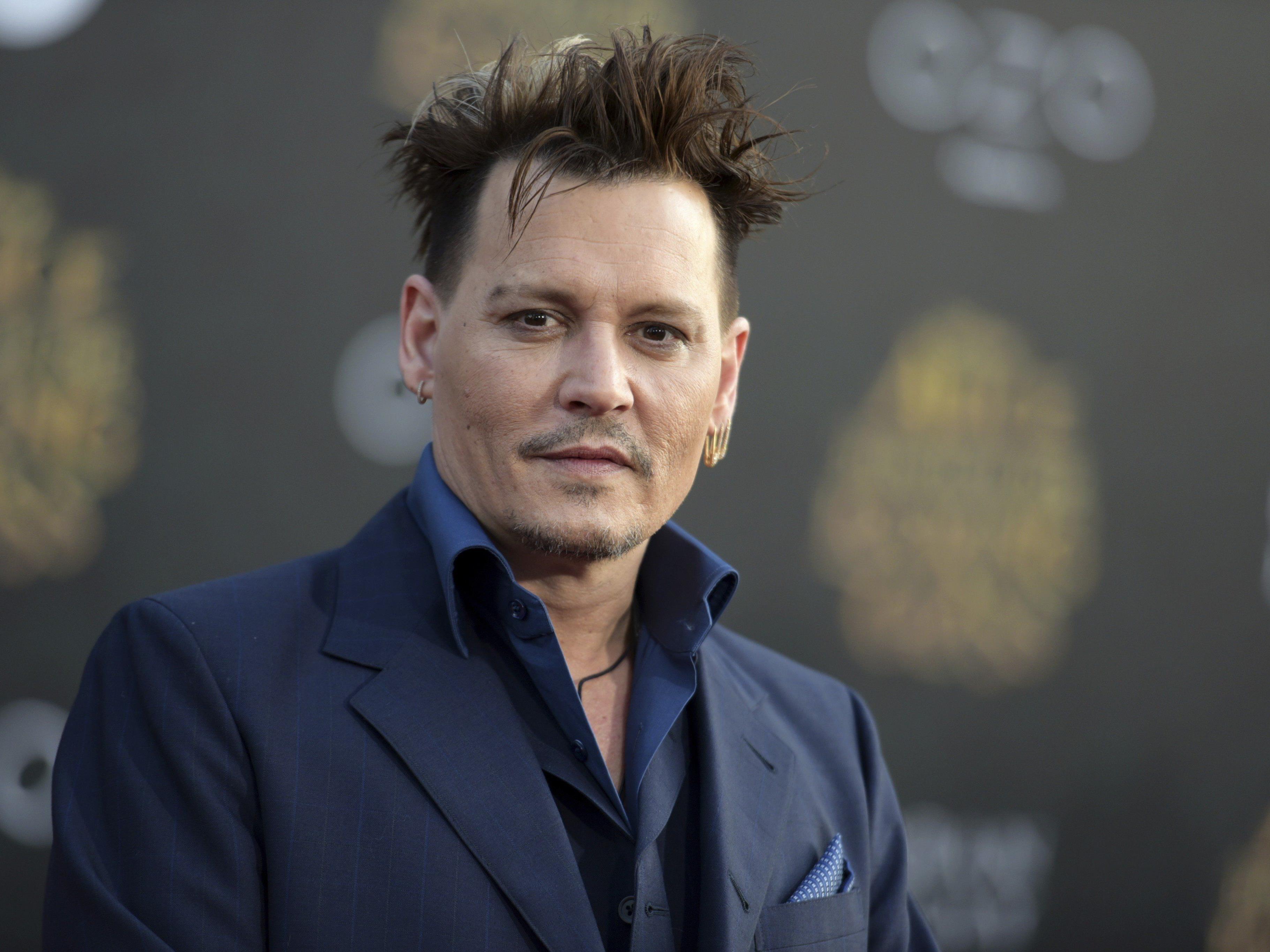Johnny Depp soll vor der Pleite stehen.