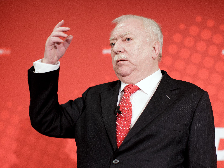 Häupl ist als Wiene Bürgermeister schon mehr als 22 Jahre im Amt.