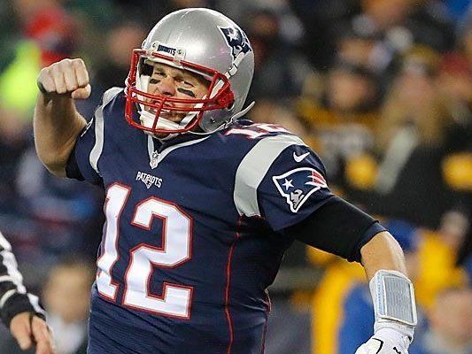 Star-Quarterback Tom Brady hat fünfte Krönung im Visier.