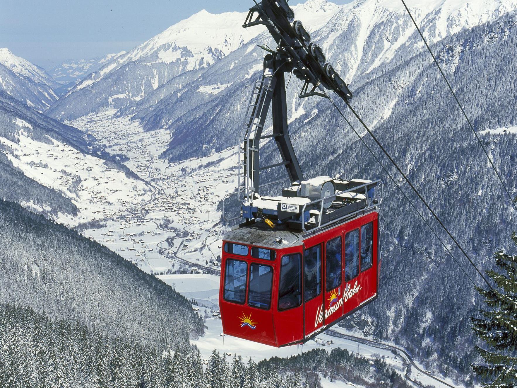 Vermuntbahn ab sofort früher in Betrieb – früherer Start für Skitourengeher/innen möglich.