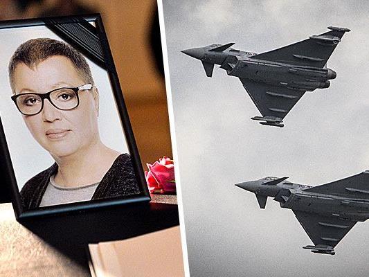 Die politische Woche in ÖSterreich wurde von den Eurofightern und dem überraschenden Tot von Sabine Oberhauser dominiert.