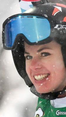 Stephanie Brunner werden die größten Chancen auf Edelmetall zugerechnet.