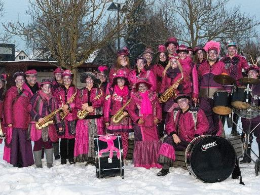 D'Hardar Schlösslefeagar sind die beste Guggamusik-Gruppe im Ländle!