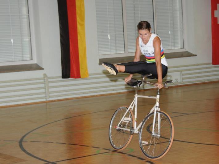 Der Weg zurück: Weltmeisterin Adriana Mathis will bei der Heim-WM starten