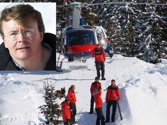 Niederländischer Prinz wurde am 17. Februar 2012 von Lawine verschüttet.