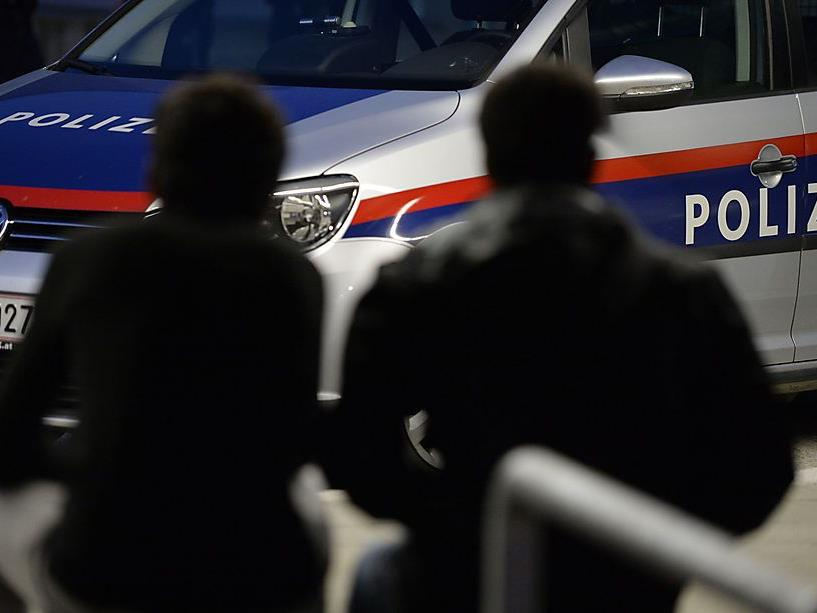 Die Polizei fahndet nach der Jugendbande.