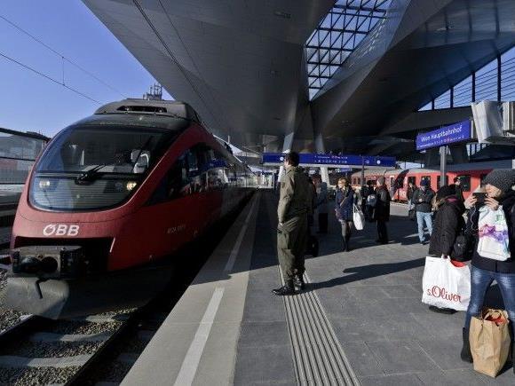 ÖBB investieren heuer 580 Mio. Euro in Ostregion