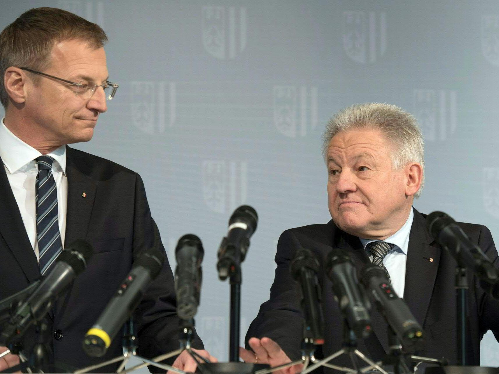Der Rücktritt von Oberösterreichs Landeshauptmann Josef Püringer war eines der meist diskutiertesten Themen dieser Woche.