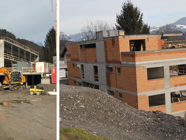 Tödlicher Arbeitsunfall in Feldkirch.