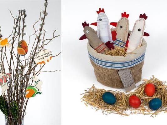 Beim Ostermarkt der VinziRast warten ungewöhnliche Geschenke