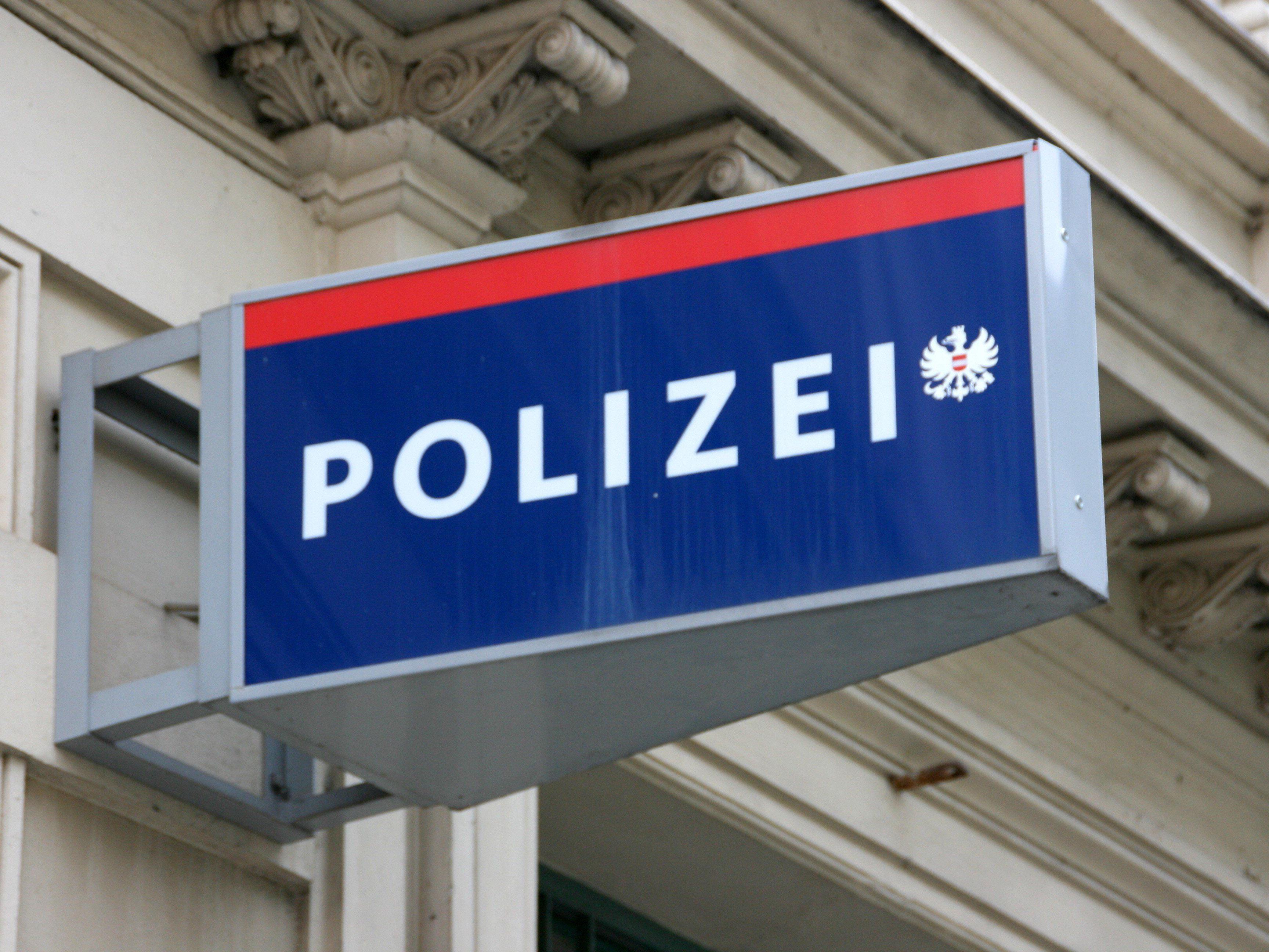 Die Vorarlberger Polizei konnte die zwei Tatverdächtigen festnehmen.