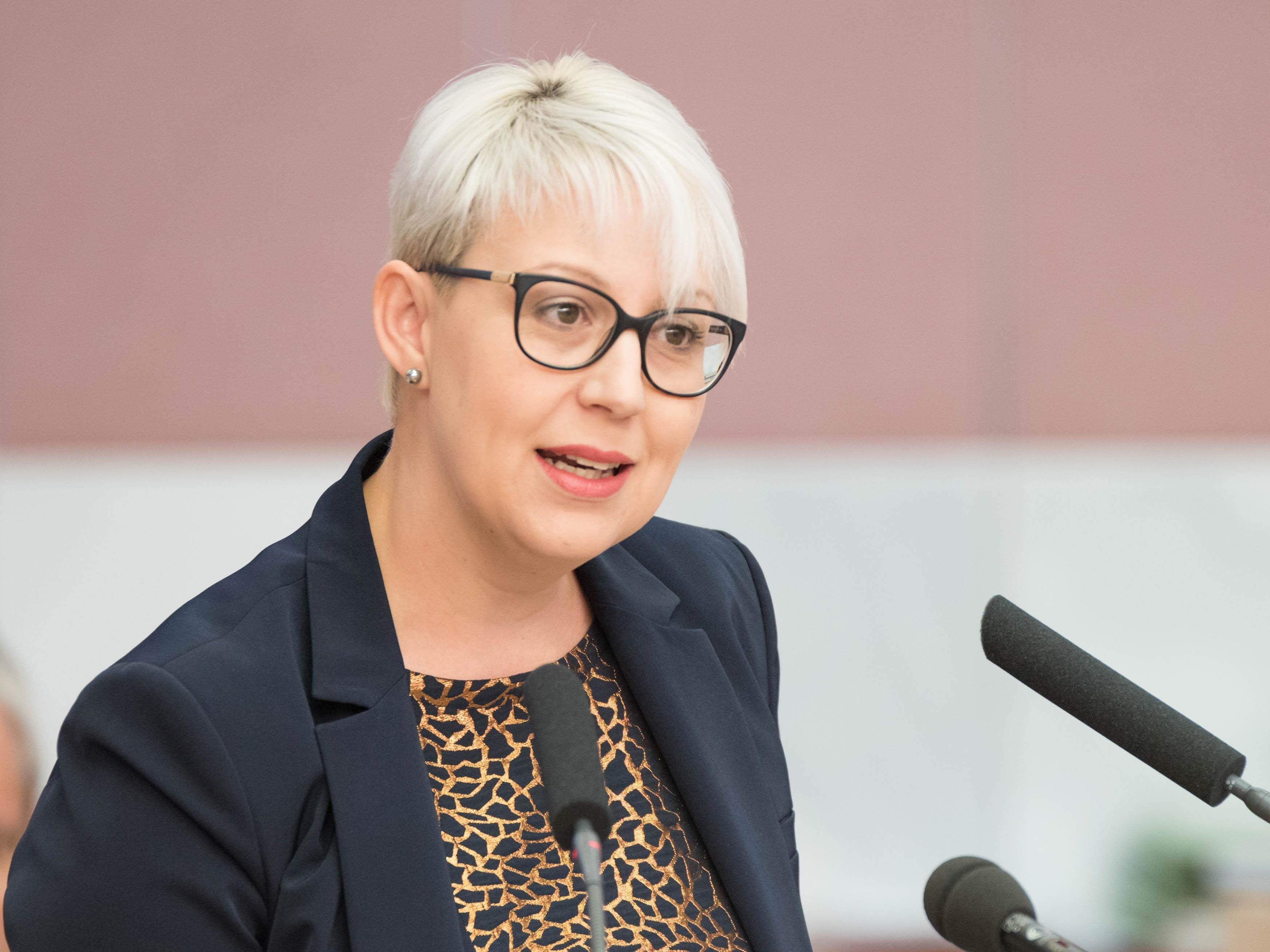 Sabine Scheffknecht ist jetzt auch Unternehmerin.