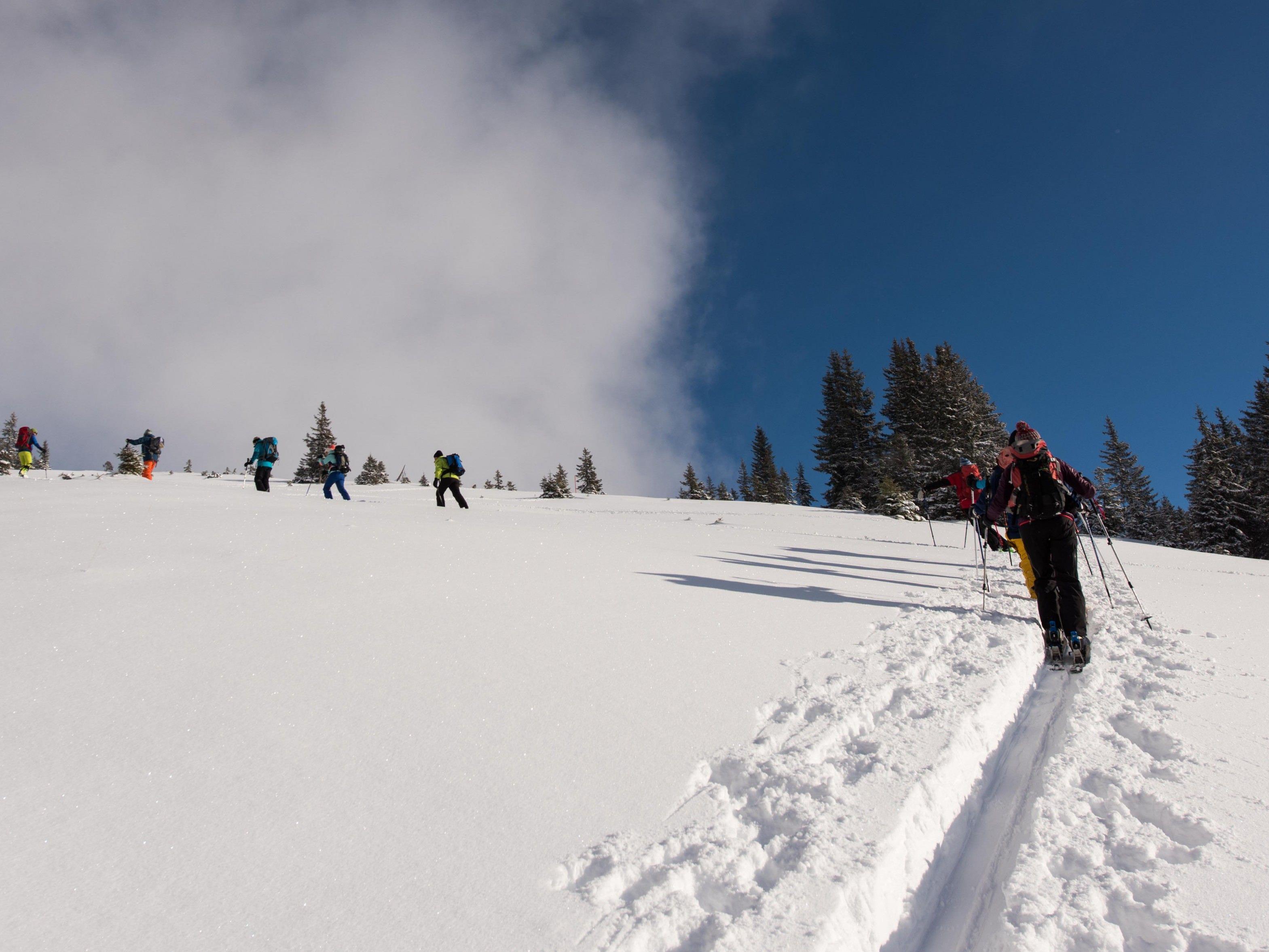"Verbreitet große Gefahr oberhalb von 1.800 Meter - Laut Experten ""kritische"" Situation."